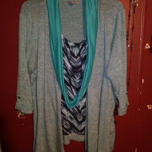 Tops - Plus Size 2X-5X Women's Clothes
